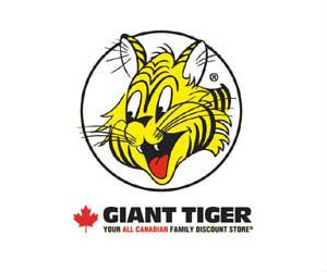 Save $5 off at Giant Tiger