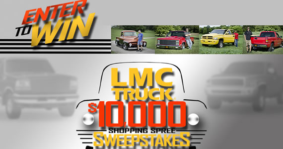 Enter To Win A $10,000 Shopping Spree Sweepstakes