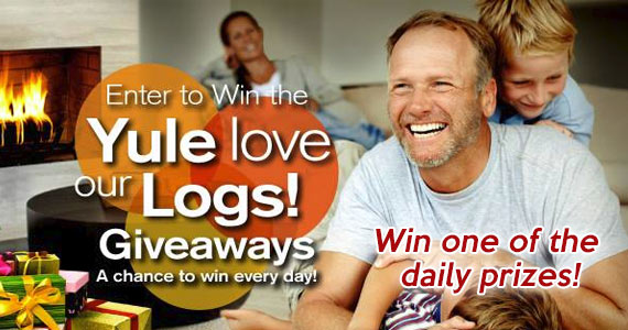 Win Daily Prizes From Duraflame