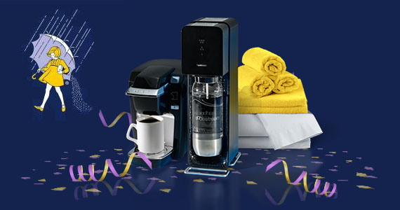 Instant Win Culinary Gifts Daily
