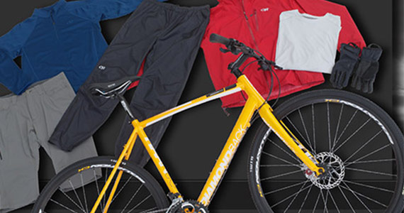 Mar 7- Win the ultimate Diamondback Commuter Package