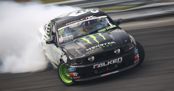 Ride Shotgun With Vaughn Gittin Jr.