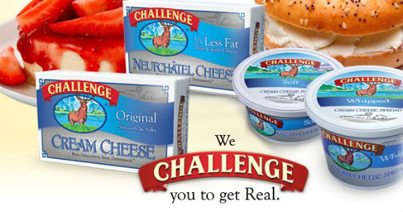 Free Challenge Cream Cheese