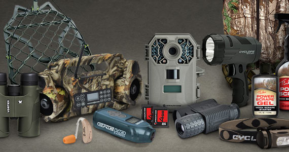 Win $2000 in Outdoor Gear from Stealth Cam