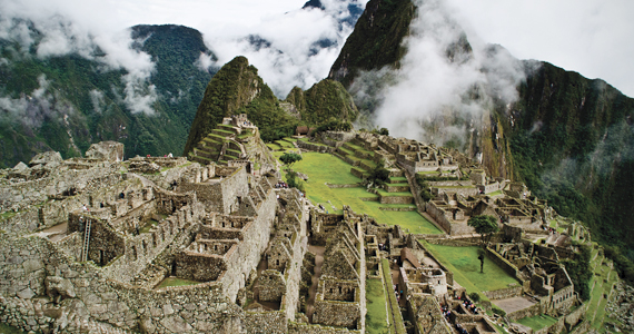 Discover The Inca Trail On A Trip To Peru