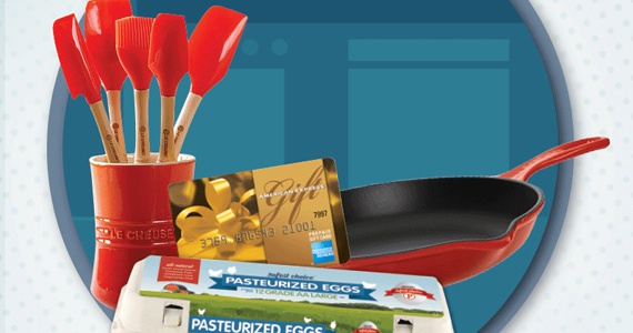 Win Breakfast Essentials With Davidson's Safest Choice Eggs
