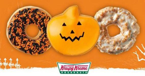 Free Donut From Krispy Kreme