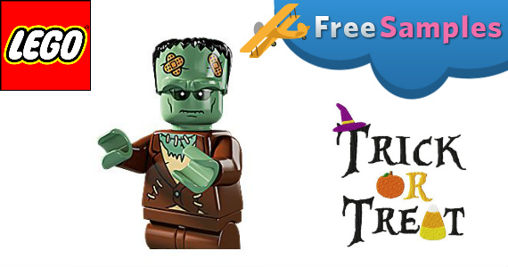Free LEGO Halloween Treat