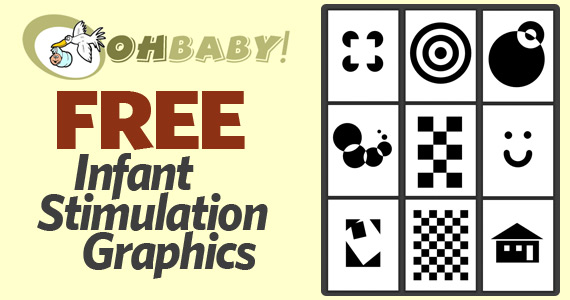 Free Infant Stimulation Graphics