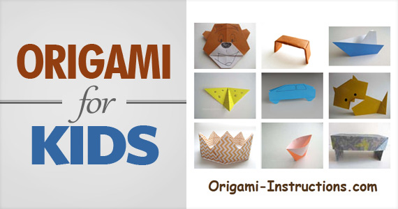 Origami For Kids  Free Instructions Origami Instructions For Kids Free