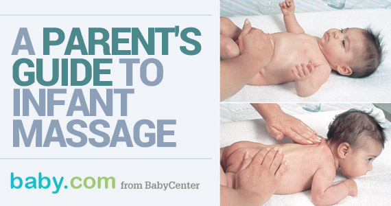 Free – Parent's Guide to Infant Massage