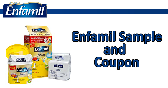 Enfamil Sample and Coupon