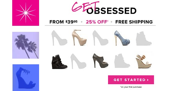 Great Steals on Heels at ShoeDazzle