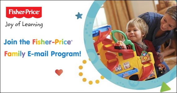 Fisher-Price Family Email Program