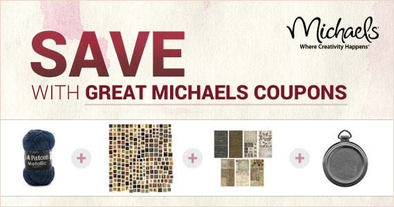 Save with these Great Michaels Coupons