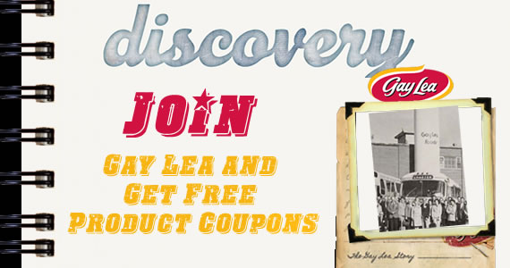 Join Gay Lea and Get Free Product Coupons
