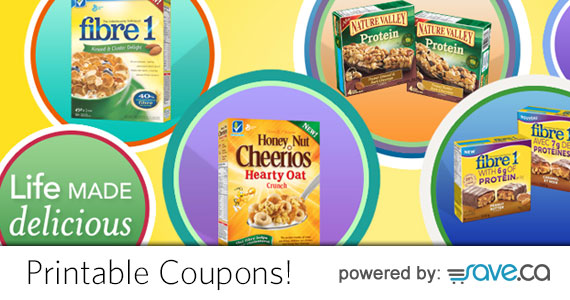 Savings Made Delicious Coupons