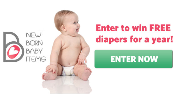 Free Baby Samples + Win Free Diapers for a Year