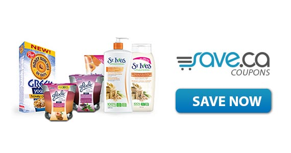 Get Great Coupons with Save.ca