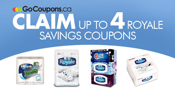 Claim Up to 4 Royale Savings Coupons
