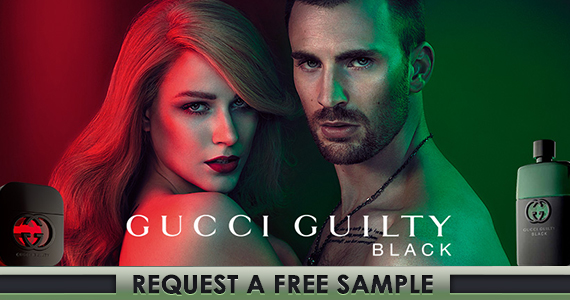 Free Sample of Gucci Guilty Black