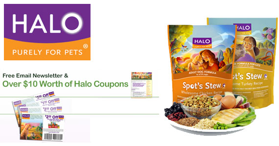 Join Halo for Over $10 Worth of Coupons