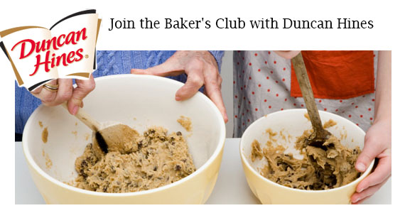 Join the Baker's Club with Duncan Hines