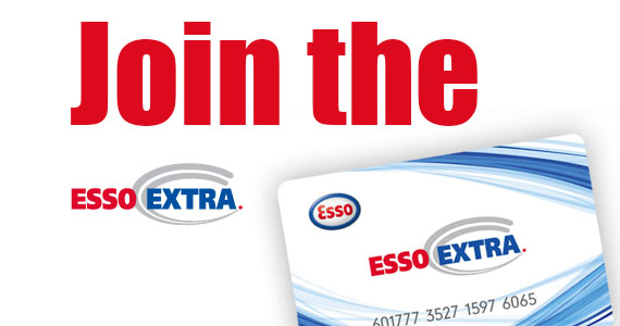 Join the Esso Extra Club