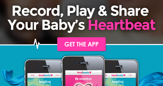 Listen to & Record Baby's Heartbeat