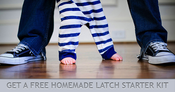 Free Homemade Latch Starter Kit