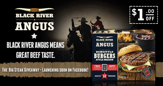 Save On Delicious Black River Angus Products