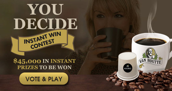 Win $45,000 in Instant Prizes