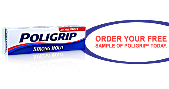 Free Sample of Poligrip