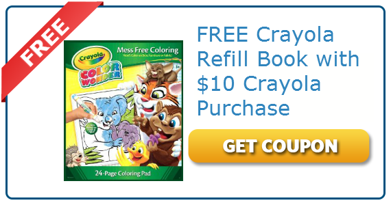 Save on Crayola Color