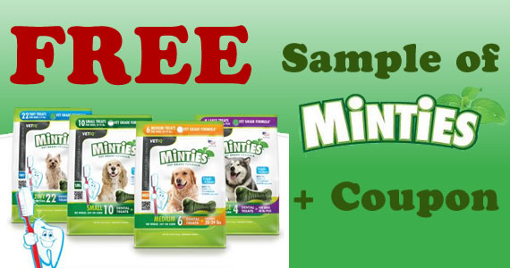 Free Sample of Minties + Coupon
