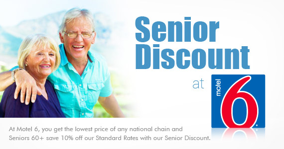 Senior Discount at Motel 6