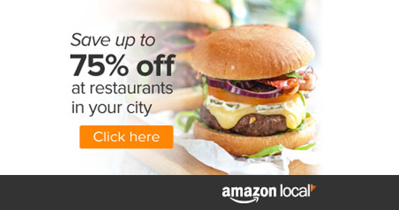 Amazing Deals with AmazonLocal – Don't Miss Out