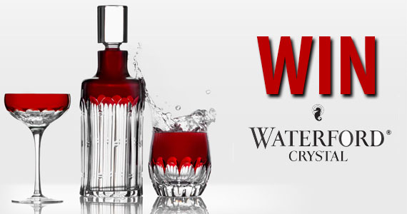 Win Waterford Crystal