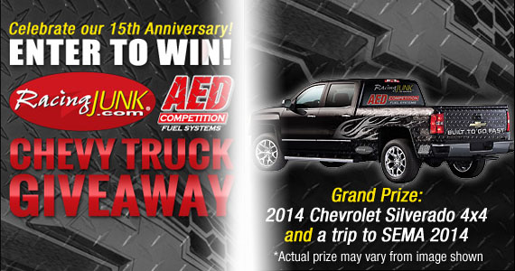 2014 Chevy Truck Giveaway