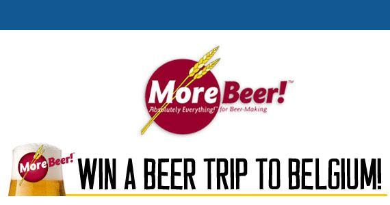 Win a Beer Trip to Belgium