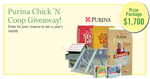 Win An Alexandria Chicken Coop
