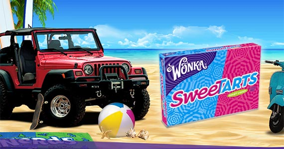 SweeTarts Unwrap the Summer SweetStakes