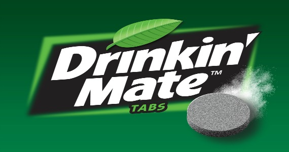 Free Drinkin' Mate & Energy Tabs