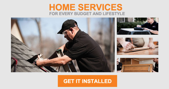 Get A Free Quote For Services From Home Depot
