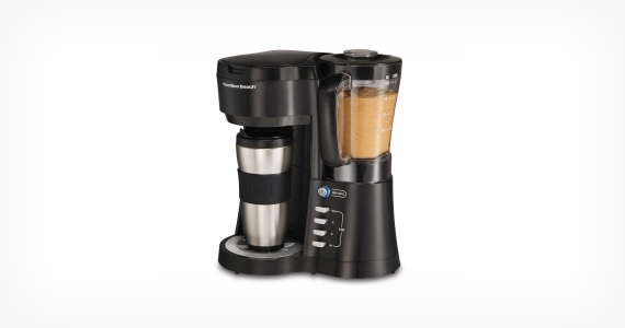 Win a JavaBlend Coffee Brewer/Blender
