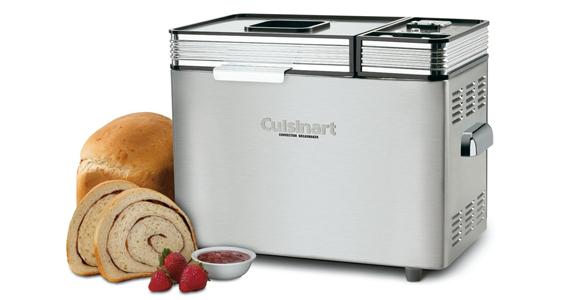 Win a Cuisinart Convection Bread Maker