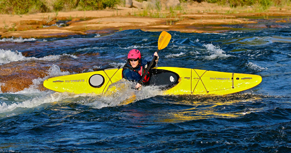 Win A Jackson Kayak Plus A GoPro Camera