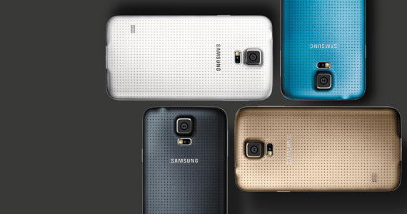 Win A Samsung Galaxy S5 With Barnes & Noble