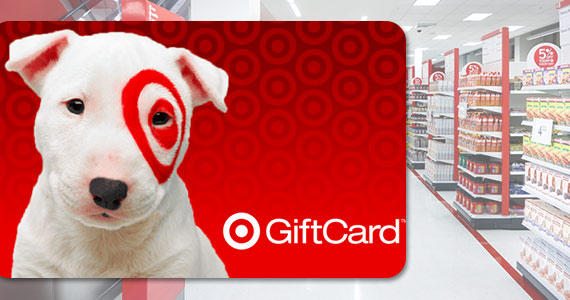 Win A Target E Gift Card