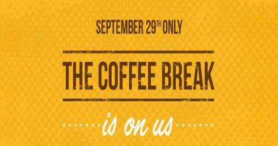 Free Coffee From Krispy Kreme